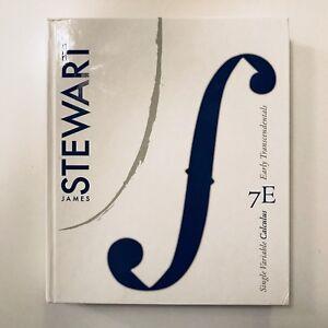 James Stewart Single Variable Calculus 7e (Book 1 + 2)