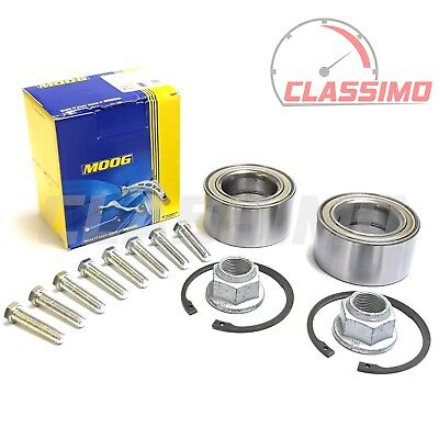 Front Wheel Bearing Kit Pair   PORSCHE BOXSTER 986   all models   1996 to 2005
