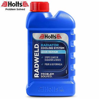 Holts Radweld Repairs Radiator Weld Stop Leak Cooling System Rads 250ml