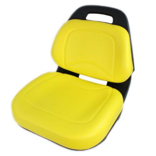 E-AM136044 Deluxe Seat for John Deere Mowers X300, X580, X570, X320 +++
