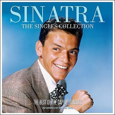 Frank Sinatra - Singles Collection - Best Capitol Singles (3LP White Vinyl) NEW