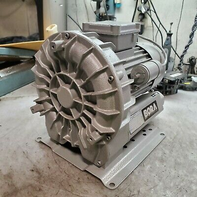 New Rietschle Thomas Bora 1 Vacuum Blower 120240v 175-160180-175 Mbar Sap50