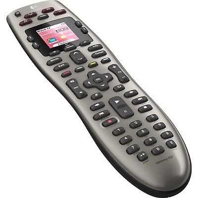 Logitech HAR650 Harmony 650 Colour Lcd Remote 5 Devices With Foxtel Buttons