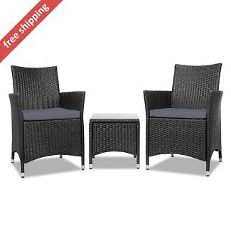 FREE DELIVERY OUTDOOR SET, CHAIRS AND TABLE Melbourne CBD Melbourne City Preview