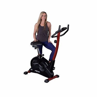 Upright Bike - Best Fitness BFUB1 Indoor Home Gym Workout Equipment for