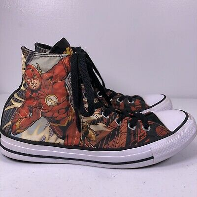 Converse Chuck Taylor All Star the Flash Men's  size 7 Women's Size 9](Converse All Star Cheap)