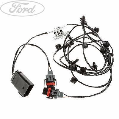 Genuine Ford Focus MK3 Front Fog Lamp Wiring Loom 1809477