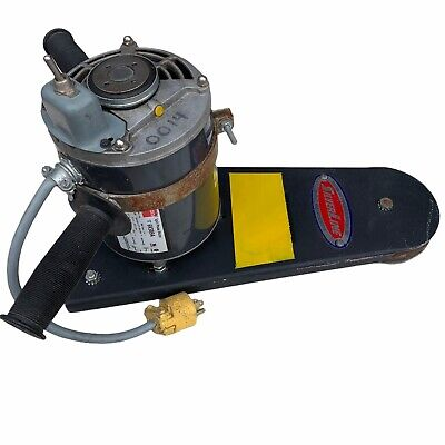 Silver Line Toe Kick Radiator Hardwood Flooring Edger Sander 10 Reach 5 Pad