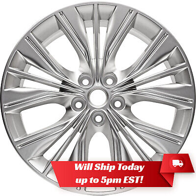 """New 20"""" Replacement Alloy Wheel Rim for 2014-2019 Chevy Impala - 5615"""