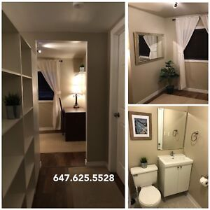 Feb 1st, All-Inclusive, Fully-Furnished, near Harmony/Hwy 401