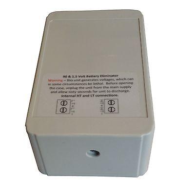 90 Volt Battery Eliminator Valve Radio