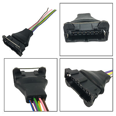 WIRING LOOM EXTENSION PLUG HARNESS LOOM 7 PIN CONNECTOR