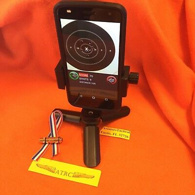 9mm Laser Trainer, Train, (Dry Fire) Bullet Ammo Cartridge with camera tri-pod