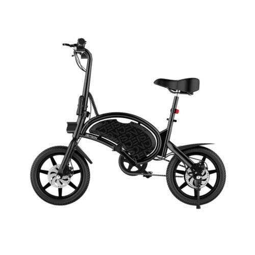 Jetson Bolt Pro Folding Electric Bicycle,350 watt motor, Black Grade A (renewed)