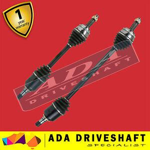 2-x-BRAND-NEW-CV-JOINT-DRIVE-SHAFT-Toyota-Starlet-EP91-PAIR