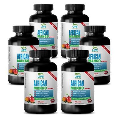 Best Diet Pills - African Mango Lean 1200 - Eliminating Toxins From The Body