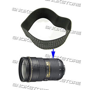 1X-LENS-ZOOM-RUBBER-GRIP-RING-FOR-NIKON-24-70mm-2-8-NIKKOR-ghiera-nuova-GOMMA