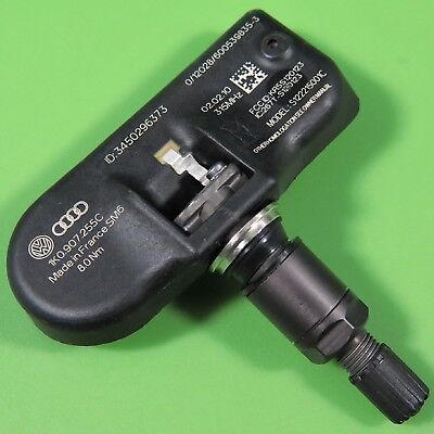 1K0907255C TIRE PRESSURE SENSOR TPMS OEM 60 Day Warranty 315 MHz TS VW01