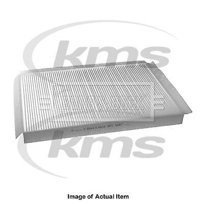 New Genuine BORG & BECK Pollen Cabin Interior Air Filter BFC1087 Top Quality 2yr