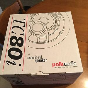 Polk audio  tc80i