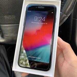 iPhone 7 — 32GB — UNLOCKED  — Matte Black