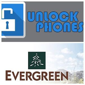 UNLOCKING ALL KIND OF PHONES EVERGREEN SW (SOUTH WEST)
