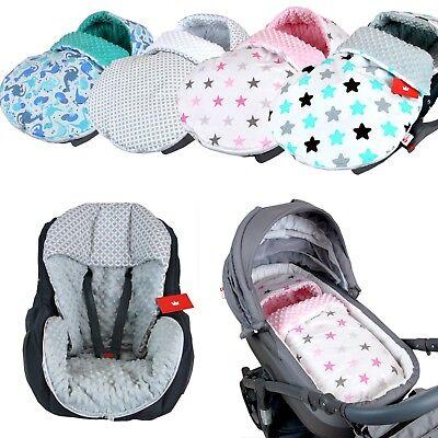 Sommerfußsack Kinderwagendecke als Fußsack Decke für Kinderwagen Buggy