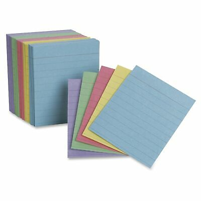 Oxford Ruled Mini Index Cards 3 X 2 12 Assorted 200pack