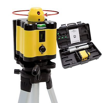Rotationslaser Baulaser RL3E Laser mit Stativ und Koffer