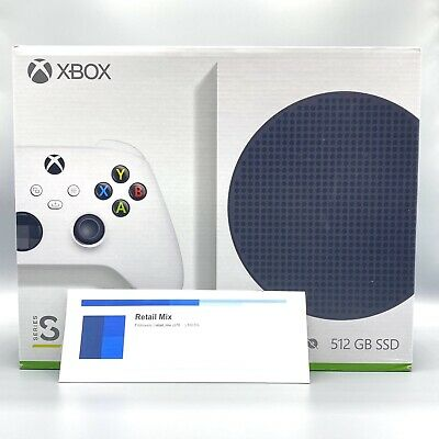 Microsoft XBox Series S 512GB Console - White - Brand New - IN HAND SHIPS TODAY