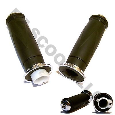 "THROTTLE HANDLEBAR CONTROL GRIP SET 22mm 7/8"" GY6 CHINESE SCOOTER TAOTAO VIP"