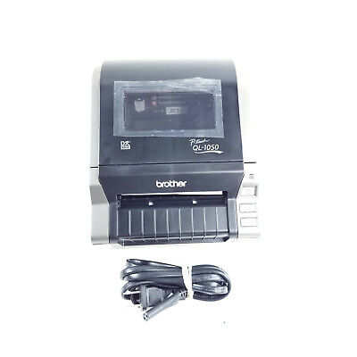 Brother Ql-1050 P-touch Label Printer W Cord