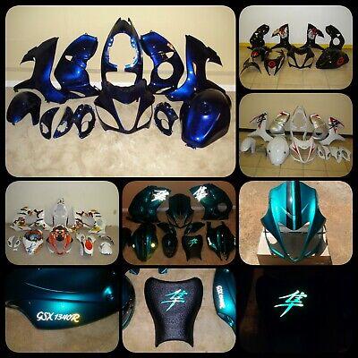 Suzuki hayabusa busa gsxr 1300 fairing fairings cowl body kit set OEM gen 2