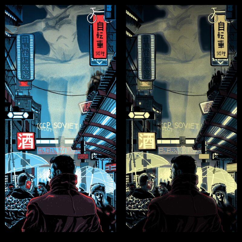 P-660 Art Hot New Blade Runner 2049 Harrison LW-Canvas Poster 21 24x36in