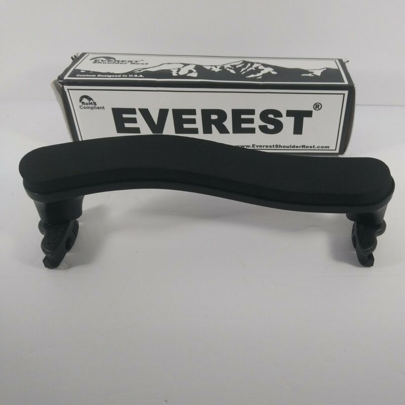 Everest EZ-4A Adjustable Violin Shoulder Rest  for 4/4 or 3/4 Violin