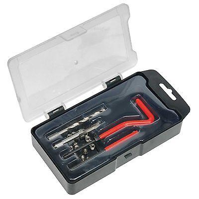 M8 x 1.25mm THREAD REPAIR KIT Helicoil type inserts drill bit & tap tools