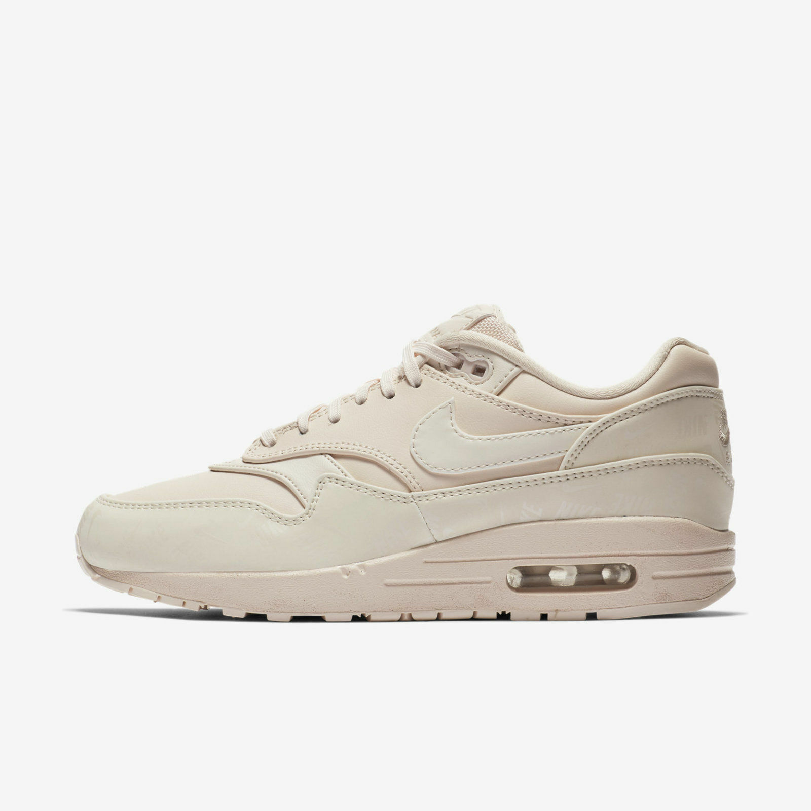 NIKE WOMEN'S AIR MAX 1 LX SHOES guava ice 917691 801 MSRP $130