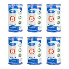 Buy and sell Intex Pool Easy Set Type B Replacement Filter Pump Cartridge | 29005E (6 Pack) near me