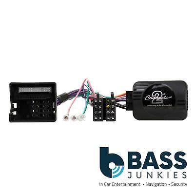 Vauxhall Astra J Car Stereo Steering Wheel /& Reverse Sensor Interface CTHVX01