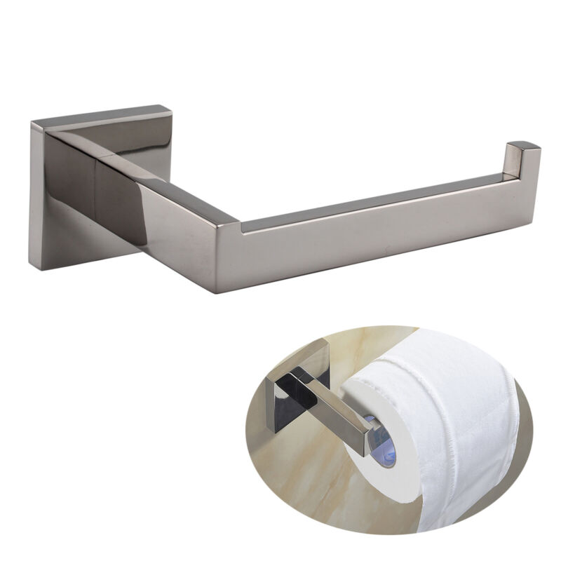 Toilettenpapierhalter Klorollenhalter Klopapierhalter Rollenhalter Edelstahl
