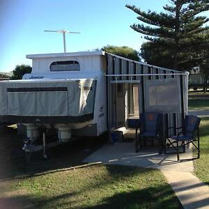 2012 Jayco Expanda 14.44.5 like new easy to tow and park. Ardross Melville Area Preview
