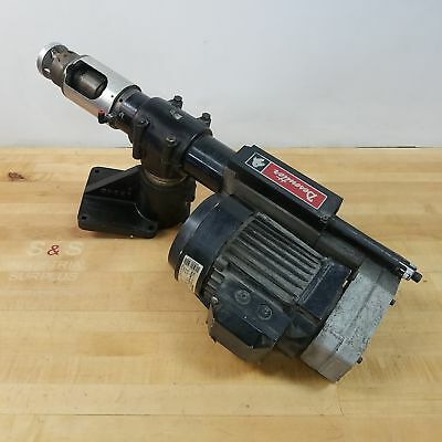 Desoutter Afde610 Auto Feed Pneumatic Drill 180 Rmin At 6.3 Bar - Used