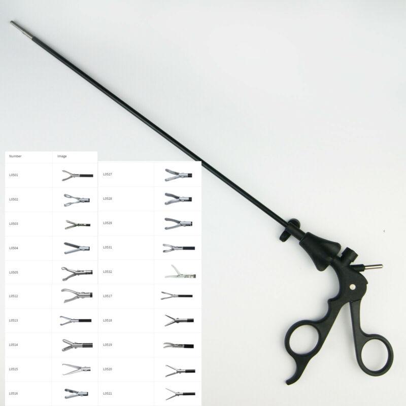 5mm x 330mm Laparoscopic grasper forceps scissors laparoscopy dissector