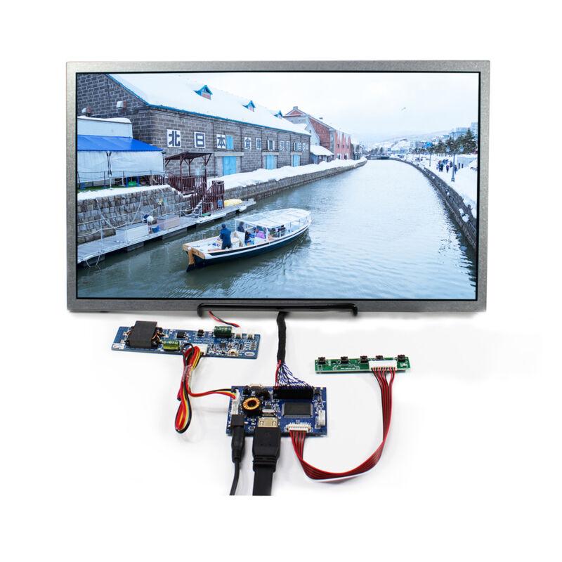 HD MI LCD Controller Board 15.6 in 1920X1080 1000nit Brightness LCD G156HTN02
