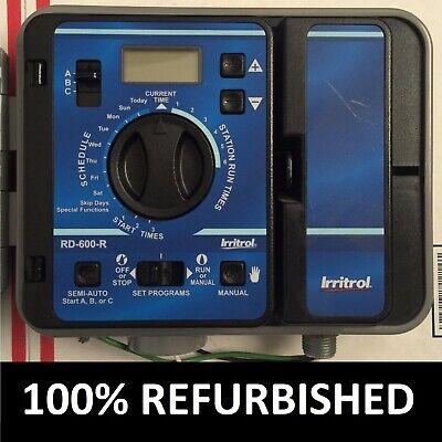 Irritrol Rain Dial RD-600-R EXT Complete System. RD-600 Rain Dial RainDial