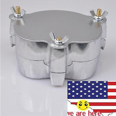 Ups New Dental Aluminium Denture Flask Compressor Parts Dental Lab Equipment A