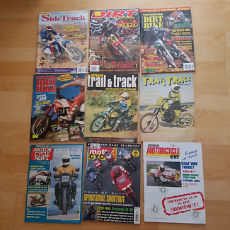 Wanted: Wanted motorcycle magazines