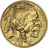 2015 Gold Buffalo 1oz BU