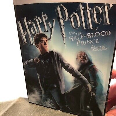 Harry Potter and the Half-Blood Prince (2009) (DVD, 2010, Digital Copy Special)