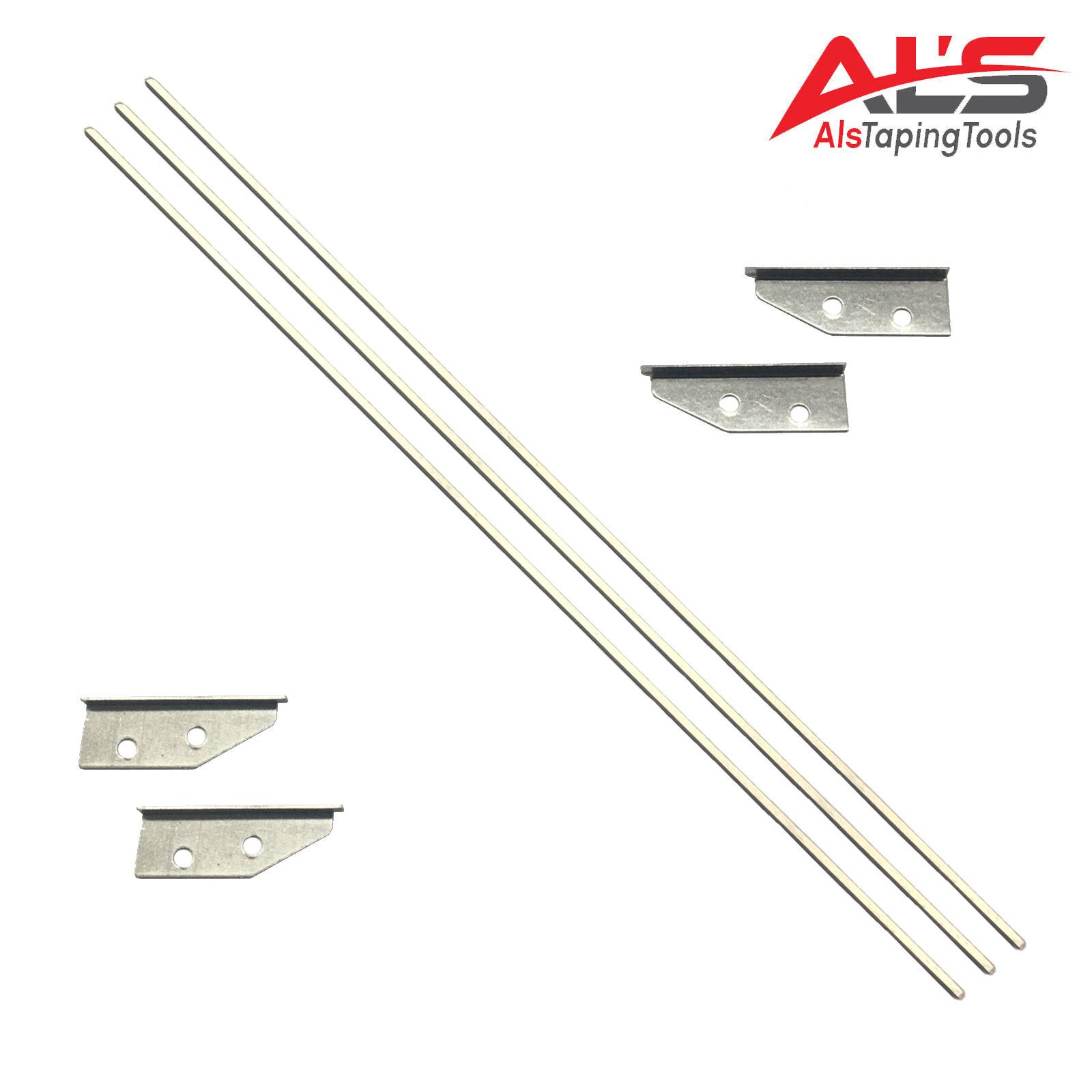 Platinum Drywall Tools 10 inch Flat Box Repair Kit